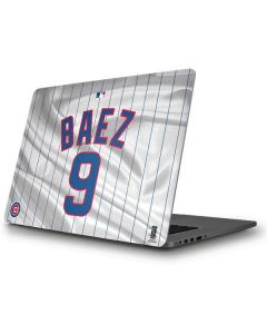 Chicago Cubs Baez #9 Apple MacBook Pro Skin