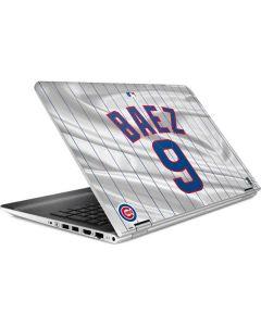Chicago Cubs Baez #9 HP Pavilion Skin