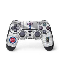 Chicago Cubs Baez #9 PS4 Controller Skin