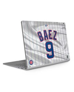 Chicago Cubs Baez #9 Surface Book 2 13.5in Skin