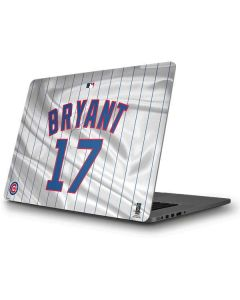 Chicago Cubs Bryant #17 Apple MacBook Pro Skin
