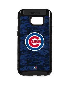 Chicago Cubs Digi Camo Galaxy S7 Edge Cargo Case