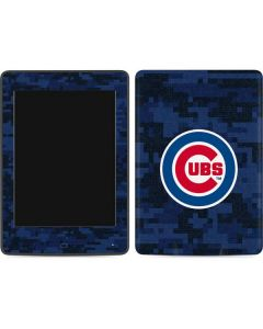 Chicago Cubs Digi Camo Amazon Kindle Skin
