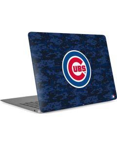 Chicago Cubs Digi Camo Apple MacBook Air Skin