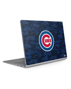 Chicago Cubs Digi Camo Surface Book 2 13.5in Skin