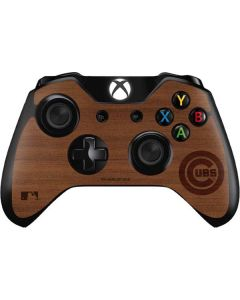 Chicago Cubs Engraved Xbox One Controller Skin
