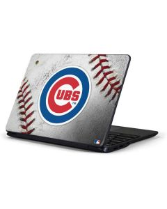 Chicago Cubs Game Ball Samsung Chromebook Skin