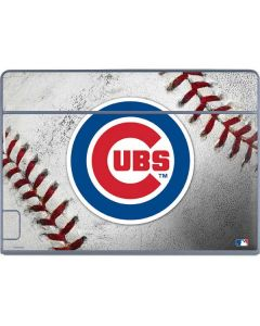 Chicago Cubs Game Ball Galaxy Book Keyboard Folio 12in Skin