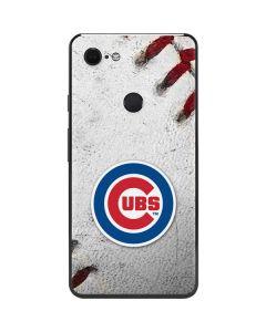Chicago Cubs Game Ball Google Pixel 3 XL Skin