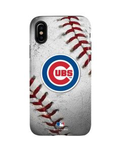 Chicago Cubs Game Ball iPhone XS Max Pro Case