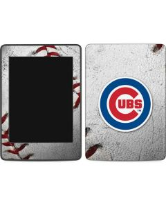 Chicago Cubs Game Ball Amazon Kindle Skin