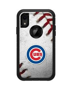 Chicago Cubs Game Ball Otterbox Defender iPhone Skin