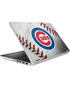 Chicago Cubs Game Ball HP Pavilion Skin