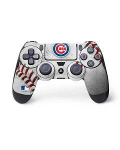 Chicago Cubs Game Ball PS4 Controller Skin