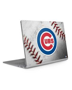 Chicago Cubs Game Ball Surface Book 2 13.5in Skin