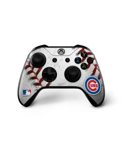 Chicago Cubs Game Ball Xbox One X Controller Skin