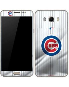 Chicago Cubs Home Jersey Galaxy J7 Skin