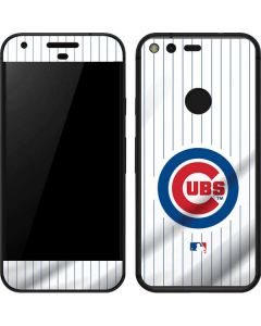 Chicago Cubs Home Jersey Google Pixel Skin
