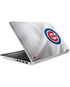 Chicago Cubs Home Jersey HP Pavilion Skin