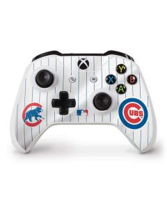 Chicago Cubs Home Jersey Xbox One S Controller Skin