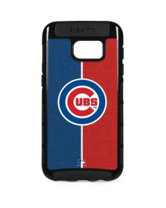Chicago Cubs Split Galaxy S7 Edge Cargo Case