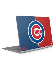 Chicago Cubs Split Surface Book 2 13.5in Skin