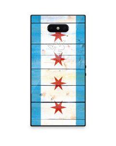 Chicago Flag Light Wood Razer Phone 2 Skin
