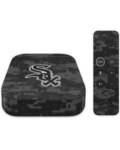 Chicago White Sox Digi Camo Apple TV Skin