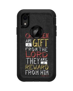 Children Are A Gift From God Otterbox Defender iPhone Skin
