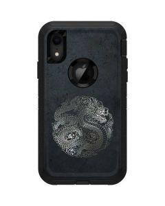 Chinese Black Dragon Otterbox Defender iPhone Skin