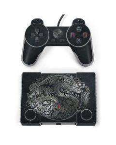 Chinese Black Dragon PlayStation Classic Bundle Skin
