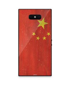 Chinese Flag Distressed Razer Phone 2 Skin