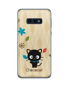 Chococat Autumn Leaves Galaxy S10e Skin