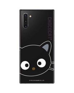Chococat Cropped Face Galaxy Note 10 Skin
