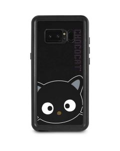 Chococat Cropped Face Galaxy Note 8 Waterproof Case