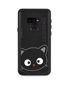 Chococat Cropped Face Galaxy Note 9 Waterproof Case