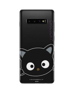 Chococat Cropped Face Galaxy S10 Plus Skin