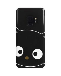 Chococat Cropped Face Galaxy S9 Lite Case