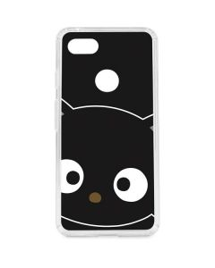 Chococat Cropped Face Google Pixel 3 XL Clear Case