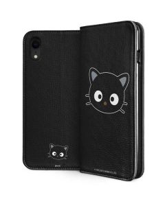 Chococat Cropped Face iPhone XR Folio Case