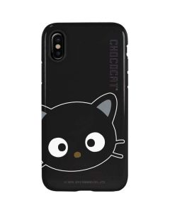 Chococat Cropped Face iPhone XS Pro Case