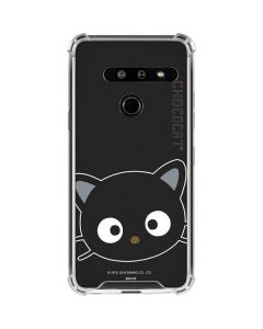 Chococat Cropped Face LG G8 ThinQ Clear Case