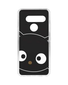 Chococat Cropped Face LG V40 ThinQ Clear Case