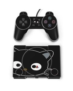 Chococat Cropped Face PlayStation Classic Bundle Skin