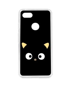 Chococat Google Pixel 3 XL Clear Case
