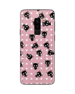 Chococat Hearts Galaxy S9 Plus Skin