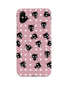 Chococat Hearts iPhone XS Lite Case