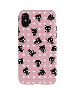 Chococat Hearts iPhone XS Pro Case