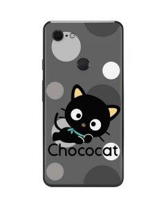 Chococat Polka Dots Google Pixel 3 XL Skin