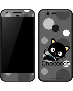 Chococat Polka Dots Google Pixel Skin